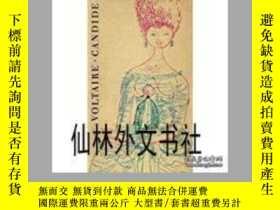 二手書博民逛書店【罕見】1958年出版 Candide, Or Optimism