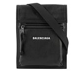 【BALENCIAGA】Explore小型斜背包(黑色) 655982 13MNX 1090