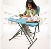(百貨週年慶)折?桌小餐桌便攜戶外桌簡易桌學習桌電腦桌寫字桌學生書桌小桌子xw