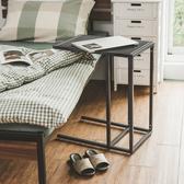 床邊桌 邊桌 工業風 茶几桌【S0061】洛克方型側邊桌 完美主義