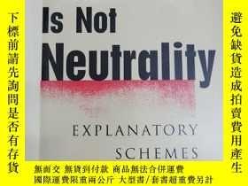 二手書博民逛書店英文原版:Objectivity罕見Is Not NeutralityY367822 Thomas L.Has