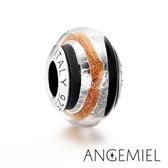 Angemiel安婕米 義大利純銀珠飾 典雅 琉璃珠