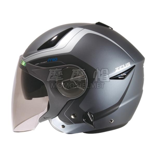 ZEUS 瑞獅 ZS 612A AD4 彩繪 3/4罩 安全帽 內墨片 全可拆 快拆 超輕量 (多種顏色) (多種尺寸)