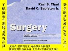 二手書博民逛書店Rypins 罕見Intensive Reviews: Surgery-Rypins的集中評論:手術Y3617