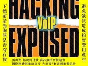 二手書博民逛書店Hacking罕見Exposed VoipY256260 David Endler Mcgraw-hill O