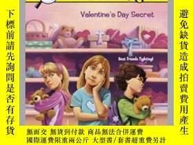 二手書博民逛書店Valentine s罕見Day SecretY362136 Carolyn Keene Car... Ala