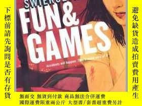 二手書博民逛書店Fun罕見and Games杜安•史維欽斯基作品,英文原版Y449990 Duane Swierczynski