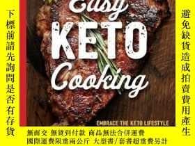 二手書博民逛書店Easy罕見Keto CookingY410016 Cider Mill Press Sterling Pub