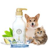 【愛戀花草】綠茶精油 護膚除臭寵物沐浴乳 500ML