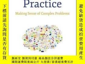 二手書博民逛書店The罕見Manager s Guide to Systems Practice: Making Sense of