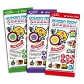 【73650236】ECHAIN TECH熊掌超人PMD驅蚊貼片(薰衣草+香茅+肉桂)三款組合包(108片)