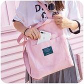 韓版帆布包包女大學生上課單肩包百搭斜挎布袋 原宿ulzzang中包