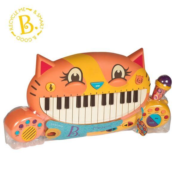 【美國B.Toys】大嘴貓鋼琴(有音樂、可錄音) 1499元