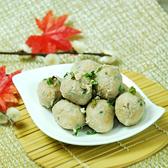 櫻桃鴨肉丸(三星蔥)