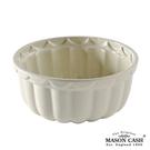 【MASON】BAKER LANE系列陶瓷花型蛋糕烤盤17CM(米)
