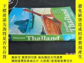 二手書博民逛書店Discover罕見ThailandY5919 不詳.