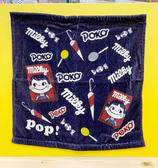 【震撼精品百貨】Peko 不二家牛奶妹~不二家大方巾-藍糖果#99995