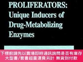 二手書博民逛書店Peroxisome罕見ProliferatorsY255174 Moody, David E. 編 Crc