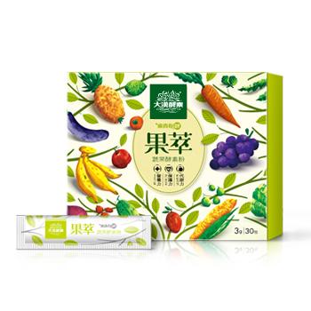 大漢酵素 果萃蔬果酵素粉(30入/盒)[衛立兒生活館]