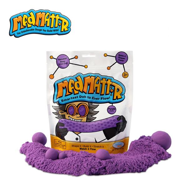 《 瑞典 Mad Mattr 》瘋狂博士MM沙 - 葡萄紫 / JOYBUS玩具百貨