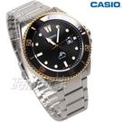 CASIO 卡西歐 MDV-106G-1A 潛水錶 水鬼 槍魚系列 運動錶 日期顯示窗 男錶 黑金色 不銹鋼