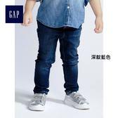Gap女嬰幼童 經典簡約風格彈力緊身牛仔褲 233849