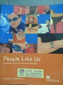 【書寶二手書T8/語言學習_PMV】People Like Us_Simon Greenall_樣書