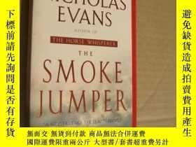 二手書博民逛書店The罕見Smoke JumperY85718 Nicholas