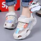夏季男童涼鞋包頭2019新款兒童鞋子韓版透氣女童運動涼鞋小熊鞋潮 嬌糖小屋