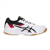 ASICS UPCOURT 3 [1071A019-110] 男鞋 運動 排球 羽球 桌球 白 黑 亞瑟士