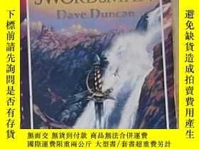 二手書博民逛書店英文原版罕見The Reluctant Swordsman by