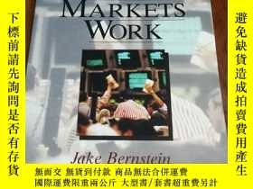 二手書博民逛書店How罕見the Futures Markets Work (N
