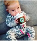 新款寶寶純棉爬服連身衣包屁衣嬰兒春秋男女寶寶爬服外出服- 預購
