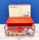 【震撼精品百貨】Hello Kitty 凱蒂貓~三麗鷗 KITTY~便條紙附盒*98191