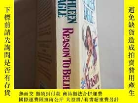 二手書博民逛書店Kathleen罕見eagle Reason to believ