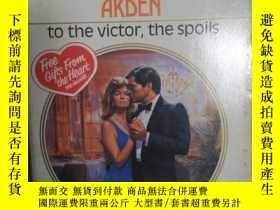 二手書博民逛書店To罕見the victor,the spoils 英文原版口袋