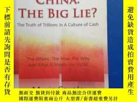 二手書博民逛書店The罕見Big Lie?: The Truth of Trillions in a Culture of Cas
