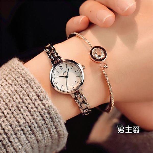 流行女錶手鍊式手錶女學生正韓簡約潮流ulzzang復古ins日系chic風小巧女錶 快速出貨