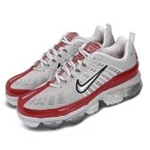 【六折特賣】Nike 慢跑鞋 Wmns Air Vapormax 360 灰 紅 女鞋 經典款 合體系列 運動鞋 【PUMP306】 CK2719-001