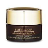 Estee Lauder 雅詩蘭黛 Advanced Night Repair 特潤超導眼部修護霜0.17oz, 5ml (試用裝 ) ~