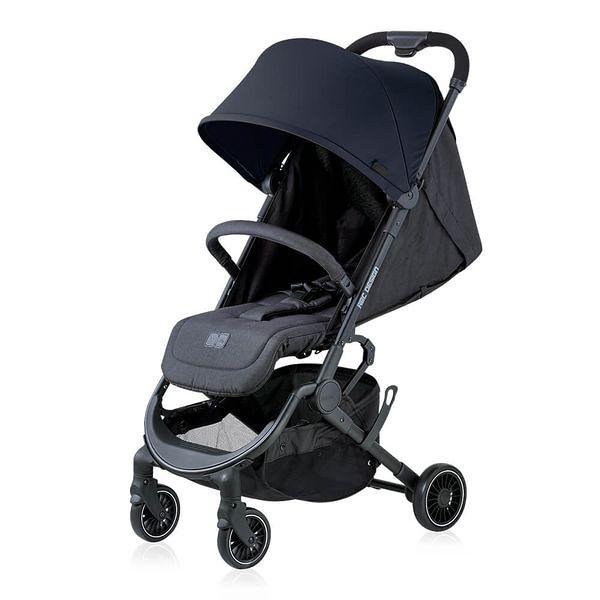 德國 ABC Design Pupair 可登機秒收秒開嬰兒手推車-摩登黑[衛立兒生活館]