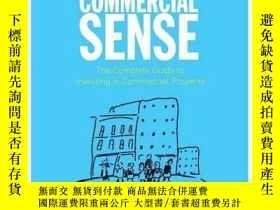 二手書博民逛書店Good罕見Commercial Sense: The Complete Guide to Investing i