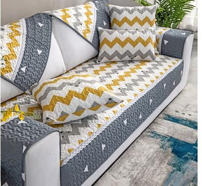 時尚簡約四季沙發巾 沙發墊防滑沙發套381A (客製訂單3)