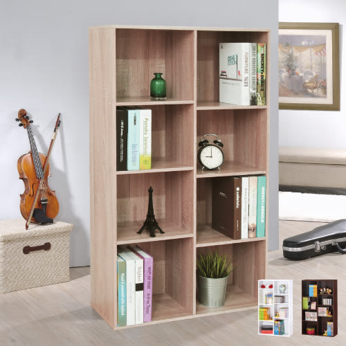 《Hopma》經典書櫃/收納櫃-三色可選