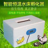孵化箱 全自動家用型小型水床小雞孵化設備孵化機孵化器孵蛋器鳥蛋孵化箱 MKS卡洛琳