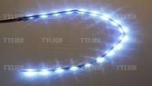 側發光軟燈條 寬度6MM 長度30公分日行燈 白天燈 質更柔軟 不易斷裂 薄 超亮 R8