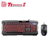 【Tt 曜越】軍令官 三色電競鍵盤滑鼠組