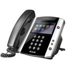 <客製專業商品請來電洽詢>Polycom VVX 601(SFB版)桌上型IP話機