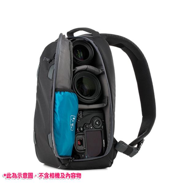 附雨罩 Tenba Solstice 7L Sling Bag 極至單肩包 636-421 公司貨 黑 相機包 可放腳架 肩背