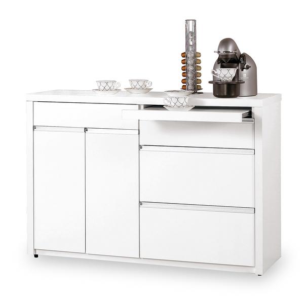 餐櫃【時尚屋】[C7]卡洛琳4尺餐櫃C7-936-4免組裝/免運費/餐櫃